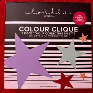 SOLD! LOTTIE LONDON Colour Correcting Palette
